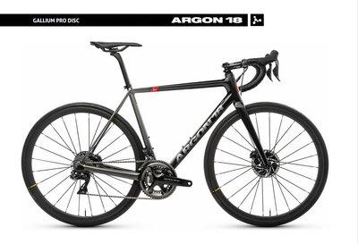 Argon 18 Gallium Pro Disc Frame (2021)