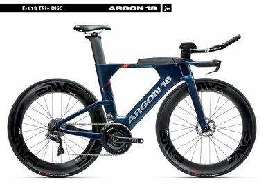 Argon 18 E-119 TRI+ Disc Frame (2021)