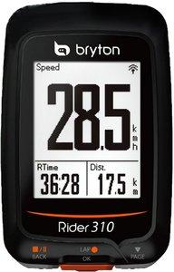 Bryton Rider 310T Bundel (incl. hartslagmeterband en cadanssensor)