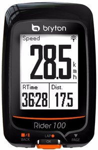 Bryton Rider 100T Bundel (incl. hartslagmeterband en cadanssensor)
