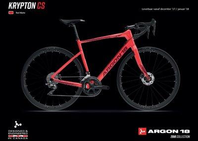 Argon 18 Krypton CS Frame (2018)