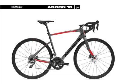 Argon 18 Krypton GF Disc Frame (2021)