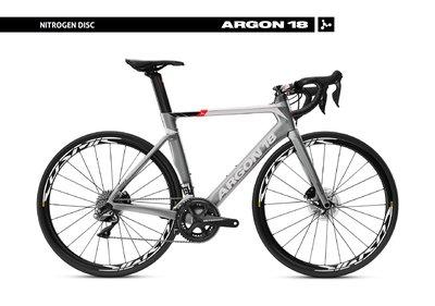 Argon 18 Nitrogen Disc Frame (2021)
