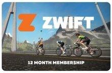 ZWIFT membership 12 maanden